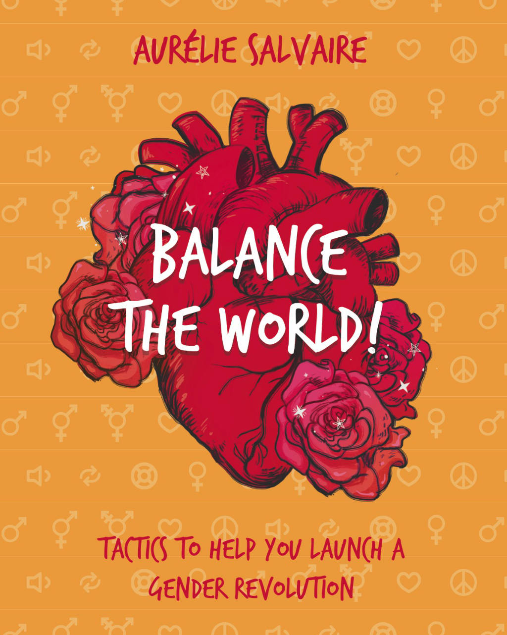 "Portada Aurelie Salvaire ""Balance the world"""
